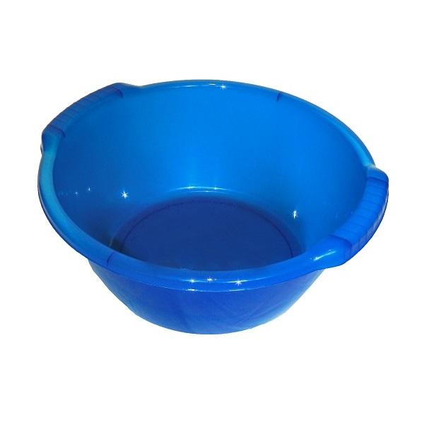Таз синий 10л.