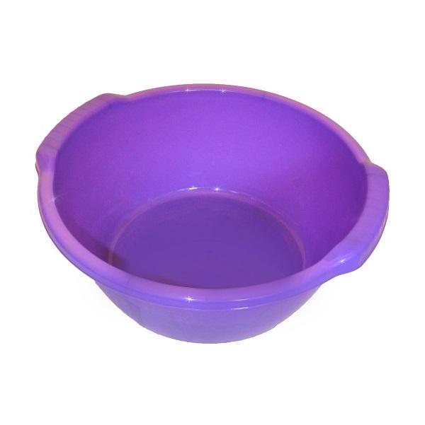 Таз фиолетовый 10л.