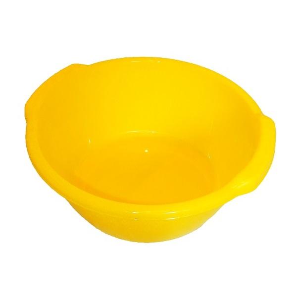 Таз желтый 10л.